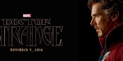 Doctor Strange, el hechicero supremo llega al cine