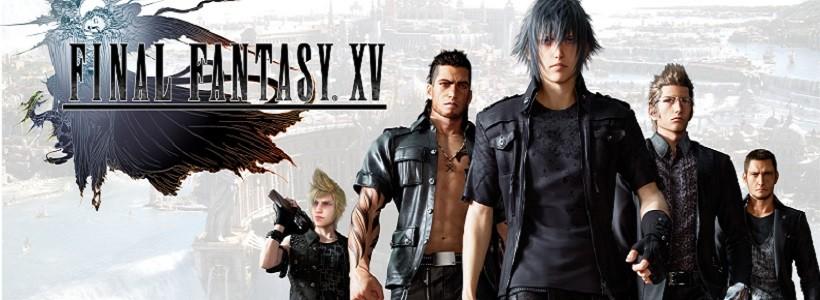 Proyectos de animé de Final Fantasy XV