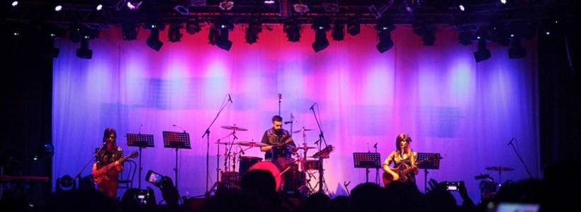 Review: Eruca Sativa en Ciudad Cultural Konex (02-04-2016)