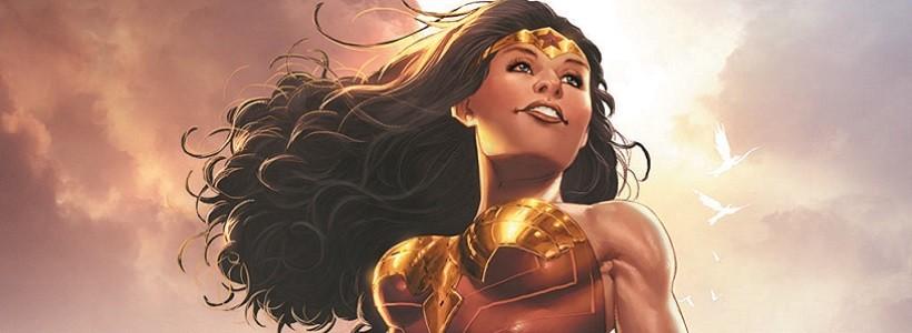 DC Cómics relanza Wonder Woman con la vuelta de Greg Rucka