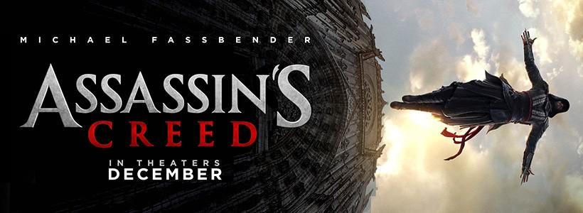 Assassin's Creed: primer trailer de la película