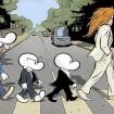 Nueva novela gráfica de Bone para su 25avo. aniversario