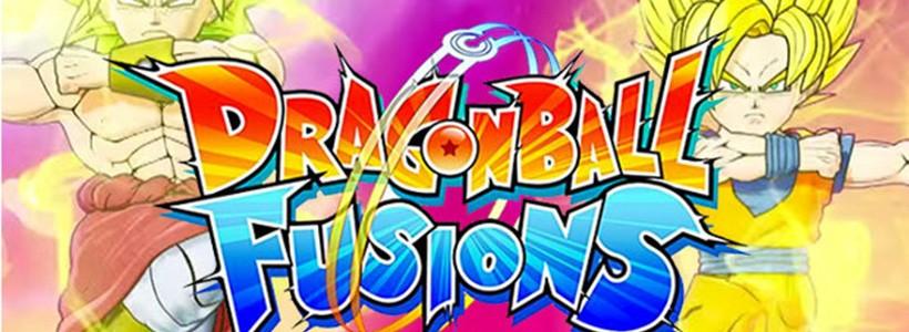 Dragon Ball Fusions, el nuevo juego de Goku y compañía