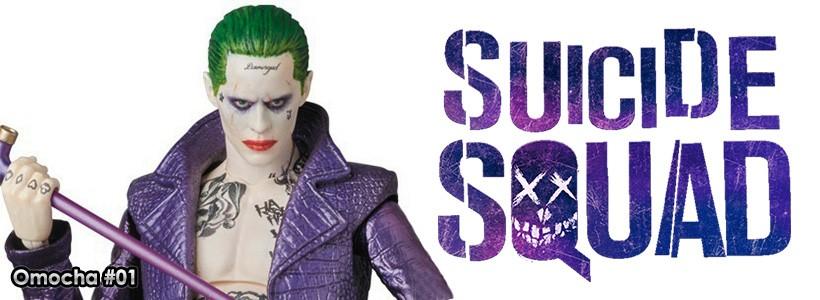 Omocha #01: Suicide Squad Joker