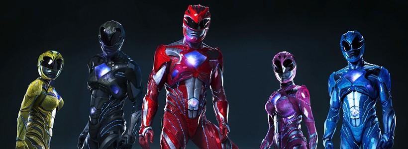 Power Rangers: novedades de la nueva película