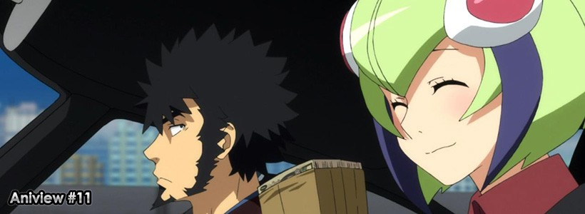 Aniview #11: Hoy vemos Dimension W (2016)
