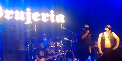 Review: Brujería en Groove (20-05-2016)