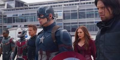 Review: Captain America Civil War