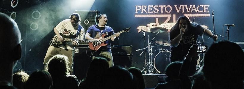 """Entrevista exclusiva con Presto Vivace: """"Siempre intentamos mantener esa mística de excelencia que tiene Presto Vivace"""""""