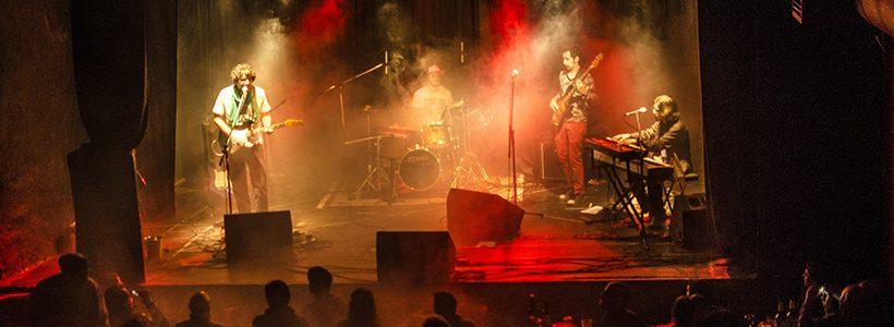 Review: Gramonautas en el Teatro del Viejo Mercado (25-06-2016)