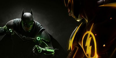 Injustice 2: trailer y anuncio oficial