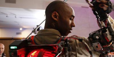 Estrellas de la NBA promocionan Ghostbusters