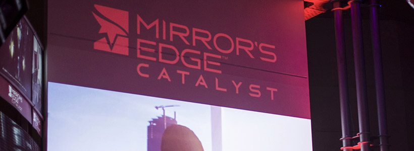 Lanzamiento de Mirror's Edge Catalyst