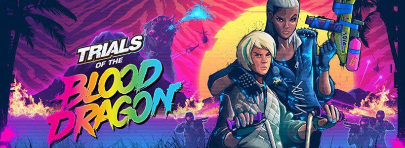 E32016: Anuncio de Trials of the Blood Dragon, spin off de Far Cry