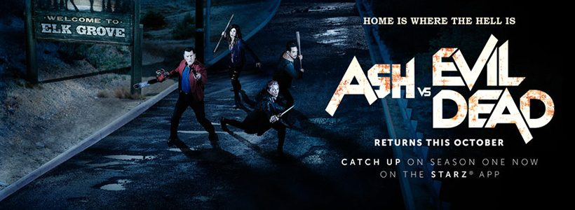 Ash vs. EvilDead: trailer completo de la segunda temporada