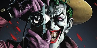 Batman: The Killing Joke, función especial en cines
