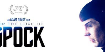 For the love of Spock: Documental de Leonard Nimoy