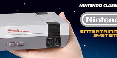 Nintendo anuncia una Mini-NES