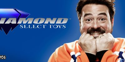 Omocha #06: Kevin Smith por Diamond Select Toys