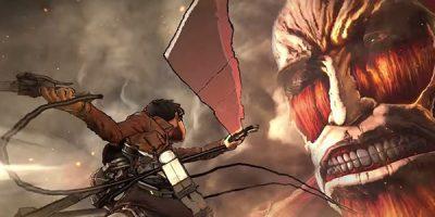 Shingeki no Kyojin:el videogame llega a occidente