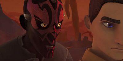Star Wars Rebels: trailer de la tercera temporada