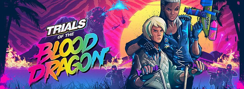 Trials of the Blood Dragon, gratis en PC