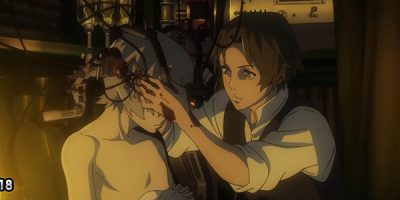 Aniview #18: Hoy vemos Shisha no Teikoku -The Empire of Corpses-