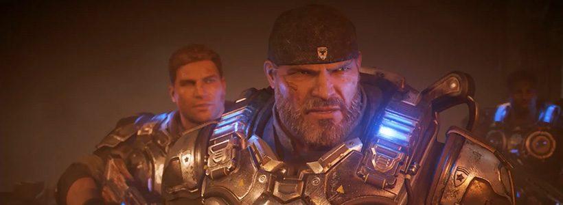 Gears of War 4, el retorno de Marcus Fénix