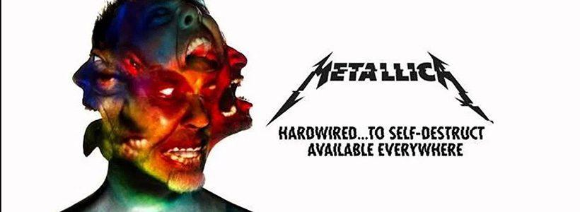 Metallica anuncia su primer disco en ocho años
