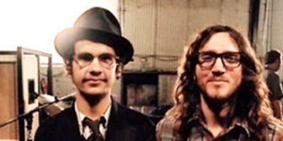 Omar Rodríguez-López: nuevo disco con The Mars Volta y John Frusciante