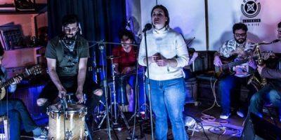 """Entrevista exclusiva con Cristian Aumada de Los Árboles y el Tiempo: """"Nuestra propuesta es que la gente se sumerja en la historia que cuentan los músicos"""""""