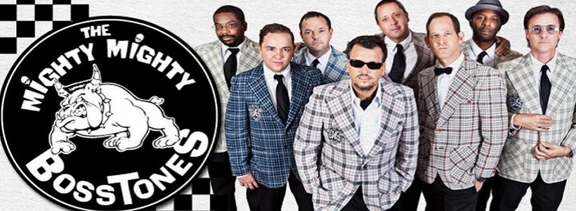 Review: The Mighty Mighty Bosstones en Groove (09-08-2016)