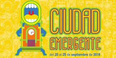 Nueva edición del Festival Ciudad Emergente, esta vez «recargado»