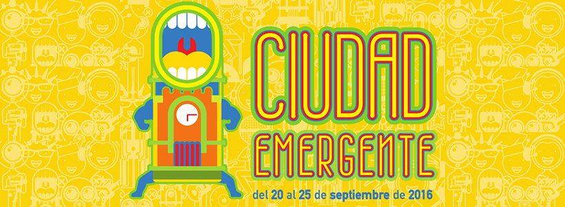 """Nueva edición del Festival Ciudad Emergente, esta vez """"recargado"""""""