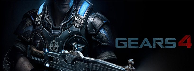 Gears of War 4: trailer final