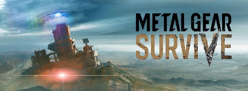Metal Gear: Survive – 15 minutos de gameplay