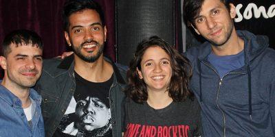 Entrevista exclusiva con Barbi Recanati de Utopians + presentación de Todos Nuestros Átomos