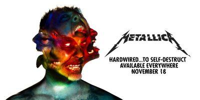 Metallica aprovecha Halloween para lanzar su nueva canción: Atlas, Rise!