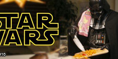 Omocha #10: Star Wars en la cocina