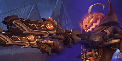 Overwatch lanza su evento de Halloween con más de 100 ítems