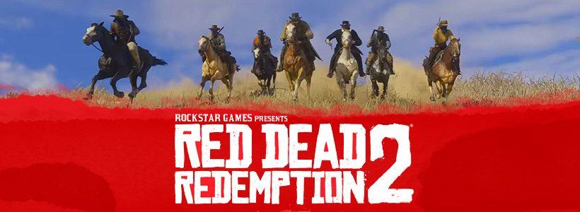 Primer trailer de Red Dead Redemption 2