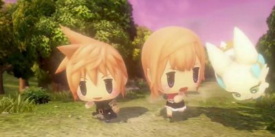 Adelanto de World of Final Fantasy