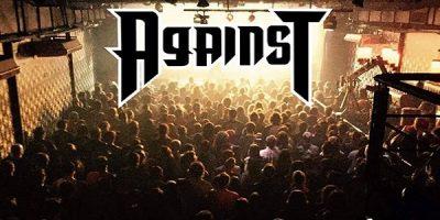 Entrevista exclusiva con Fede Gervan de Against: «Subimos al escenario a pasarla bien»