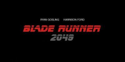 La secuela de Blade Runner ya tiene título y fecha de estreno