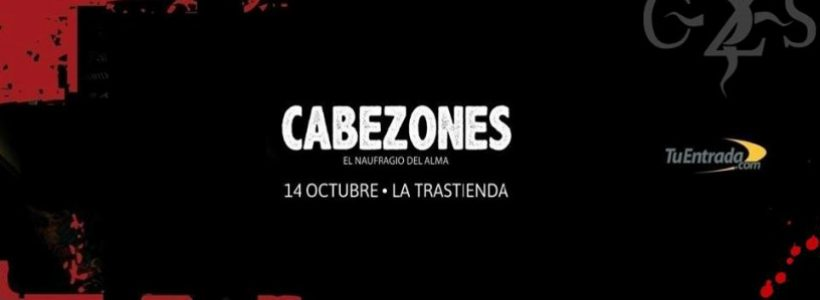 """Entrevista exclusiva con César Andino: """"Cabezones ya tiene una marca indiscutible y nuestros seguidores vienen a buscar eso"""""""