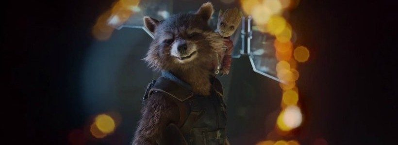 Marvel lanzó el primer trailer de Guardianes de la Galaxia Vol. 2