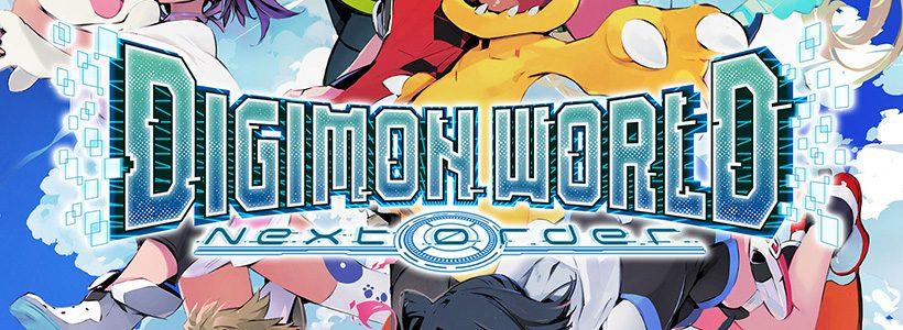 Un nuevo Digi-mundo es revelado en el trailer de Digimon World: Next Order