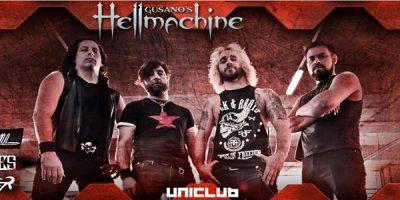 """Entrevista exclusiva con Gusano's Hellmachine: """"Siempre preparamos algo especial para nuestro público"""""""