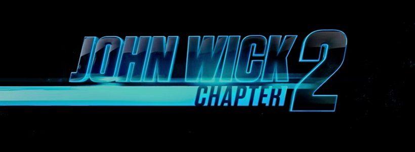 Nuevo trailer de John Wick: Chapter 2