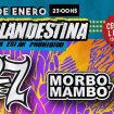 Review: Pez + Morbo & Mambo + Fiesta Clandestina en Groove (06-01-2017)